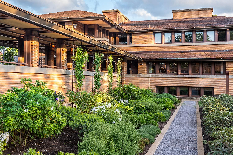 Frank Lloyd Wright's Darwin D. Martin House Complex