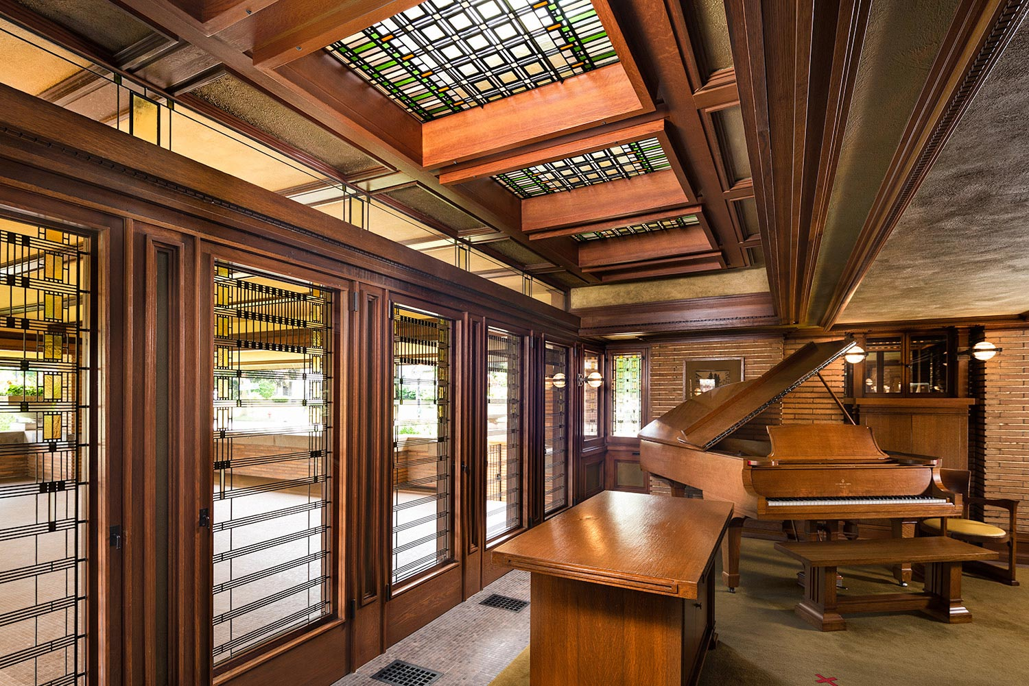 Hunting for Windows in a House by Frank Lloyd Wright